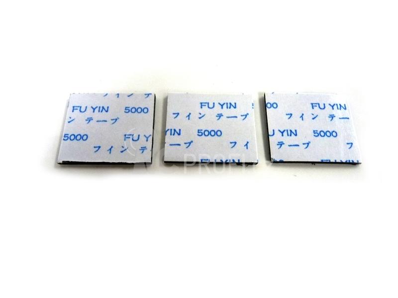 Oboustranná lepicí páska (3 ks)