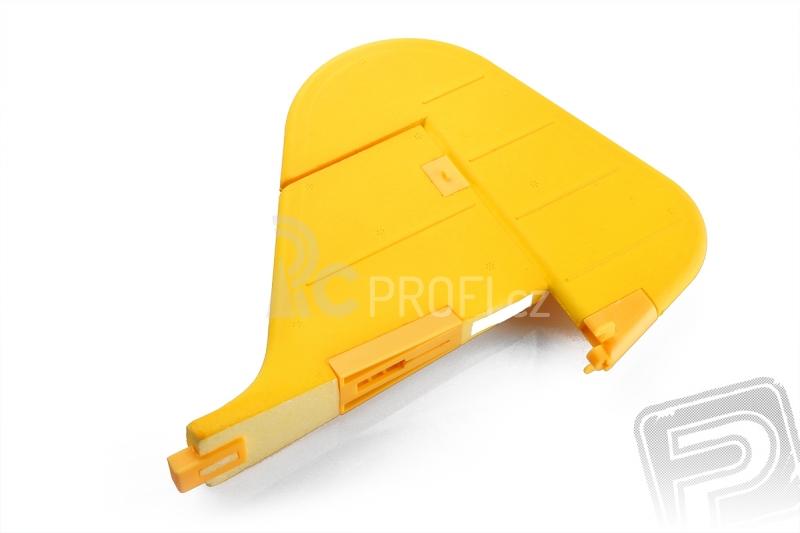 PIPER J3 - směrovka