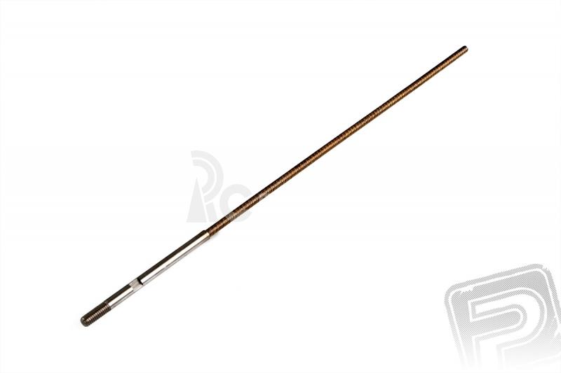Pružná hřídel set 3,18*4mm