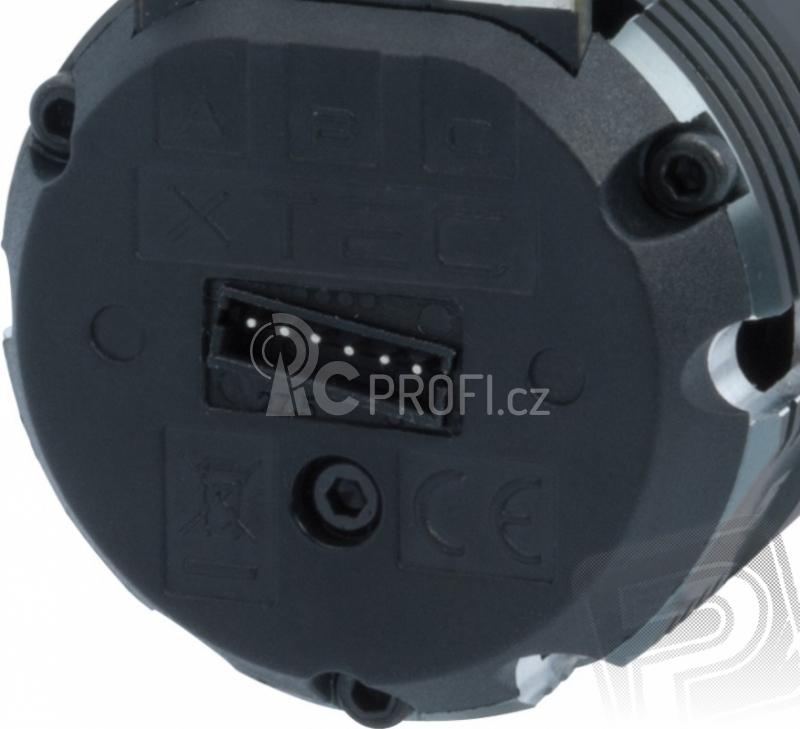 PURE EVO 2 modified 5,0 závitový motor