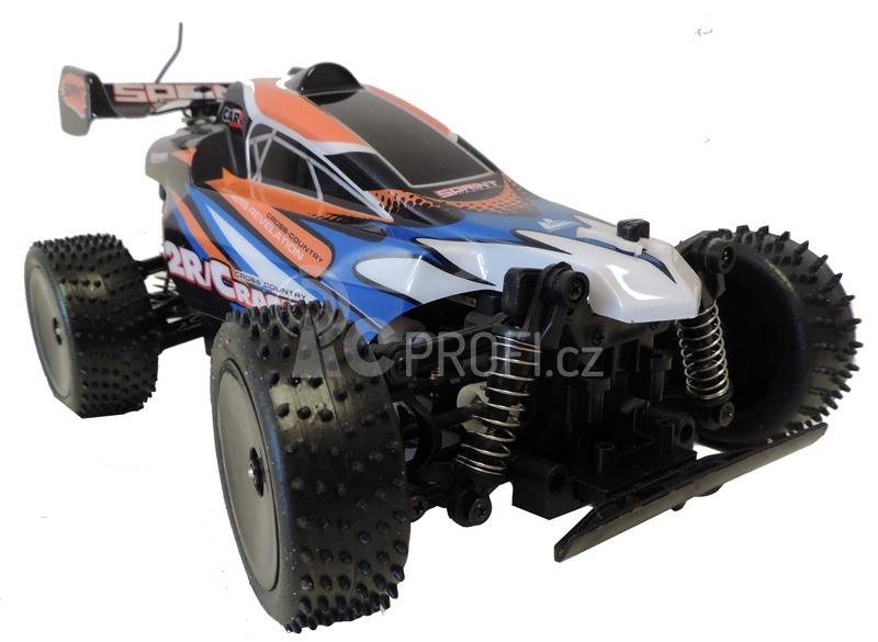 RC 1:16 Racing FC 081, modrá