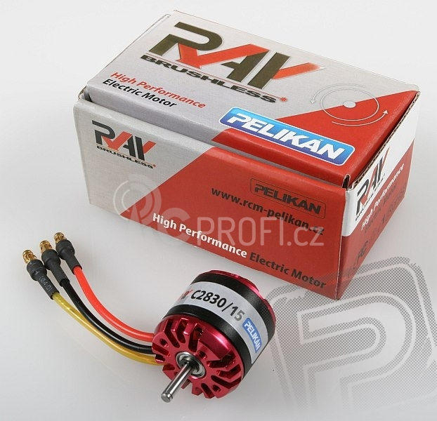 RAY C2830/15 outrunner brushless motor
