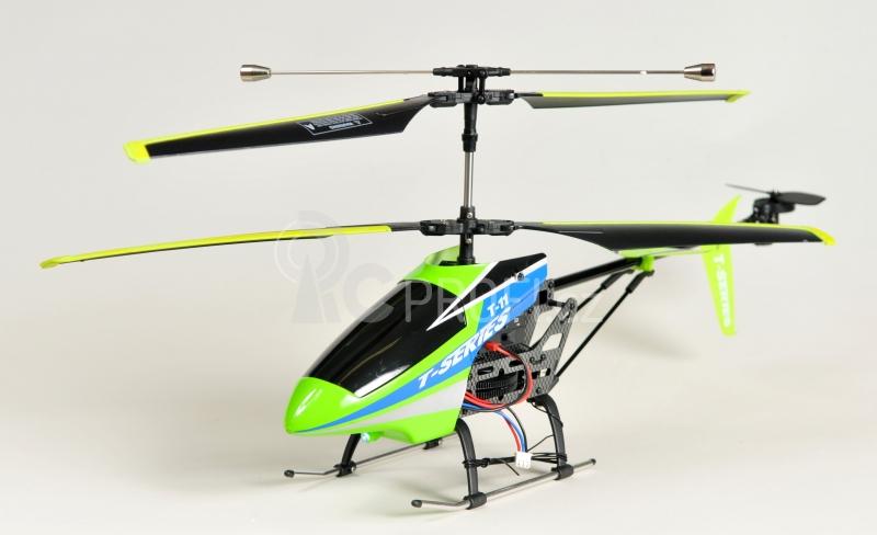 RC vrtulník MJX T611, zelená