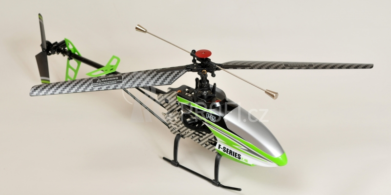 RC vrtulník MJX F-45, zelená