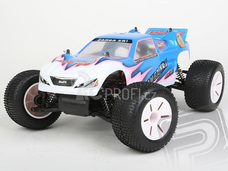 RC auto HIMOTO Truggy XR-1 1:10, modrá