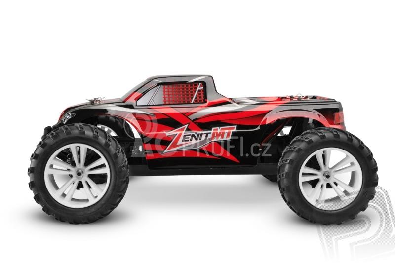 RC auto HiMoto ZENIT MT Brushless, červená
