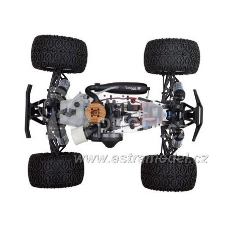 RC auto Losi LST2 Monster Truck
