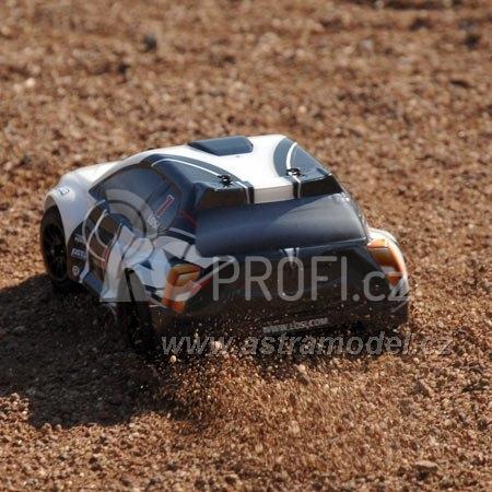 RC auto Losi Micro-Rally Car 1:24 4WD, šedý/bílý