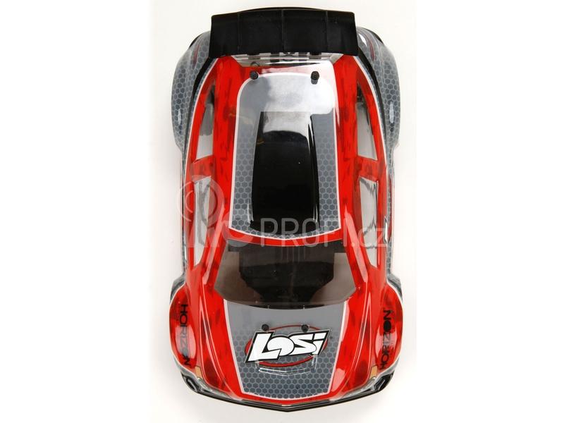 RC auto Losi Micro Rally-X 1:24, žlutá