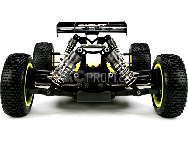 RC auto Losi Mini 8IGHT 1:14, černá