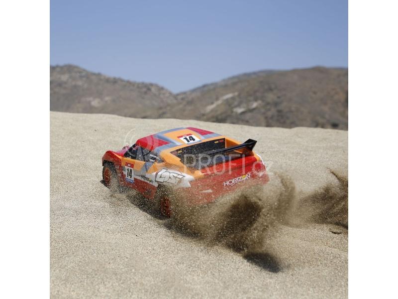 RC auto Losi Mini Desert Truck 1:14 4WD Brushless
