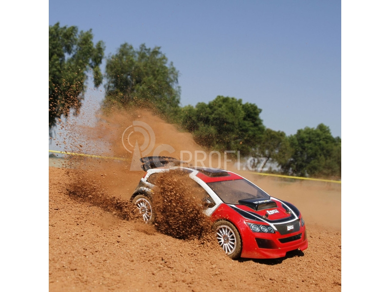 RC auto Losi Mini Rally 1:14 Brushless 4WD RTR