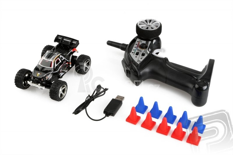 RC auto Micro car, černá