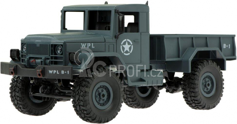 RC auto Military Truck