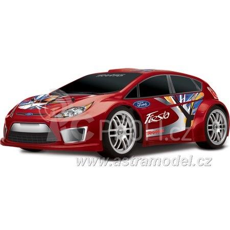 RC auto Traxxas Ford Fiesta 1:16 RTR