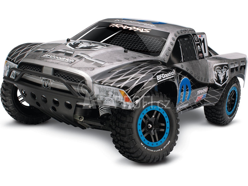 RC auto Traxxas Nitro Slash 1:10