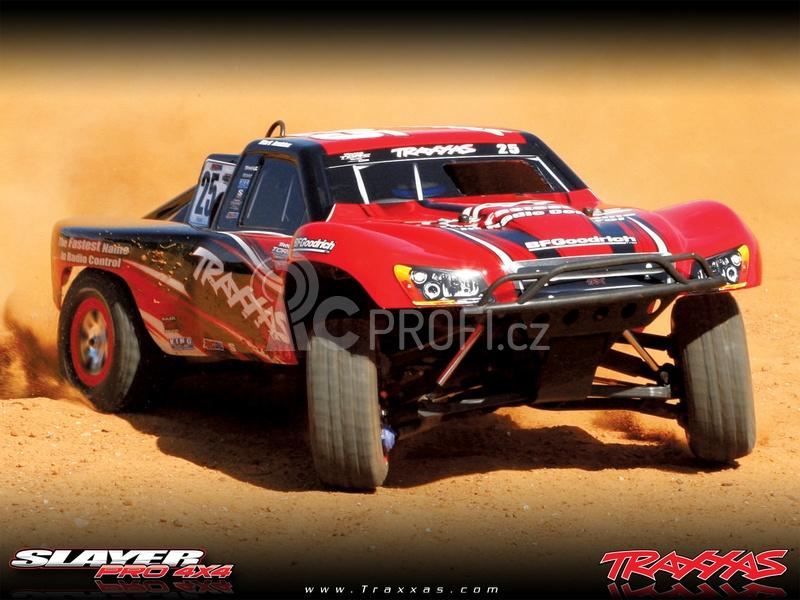 RC auto Traxxas Nitro Slayer