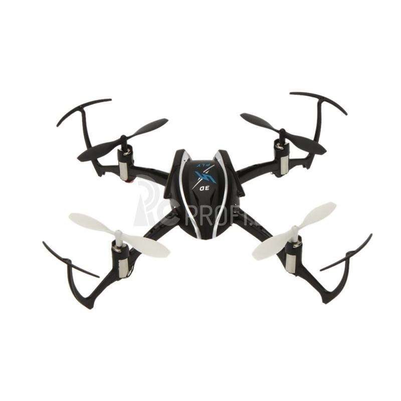 RC dron Aircraft X9, černá