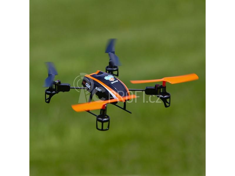 RC dron Blade 180 QX HD RTF Mód 2