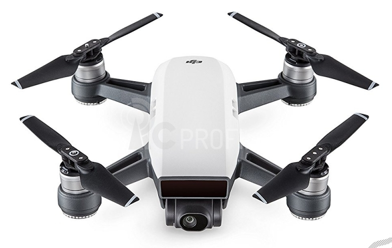RC dron DJI Spark Fly More Combo (Alpine White version)
