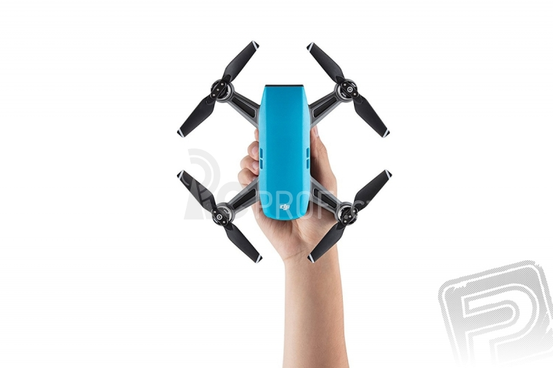 RC dron DJI Spark Fly More Combo (Sky Blue version)