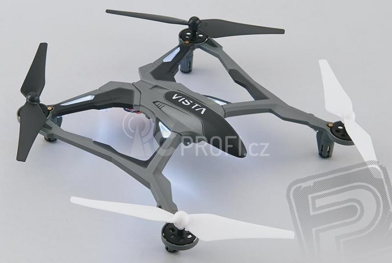 RC dron Dromida Vista UAV Quad, bílá