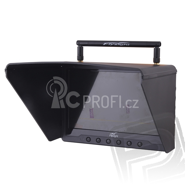 RC dron F450 - Naza-M V2+GPS+H3-3D super combo