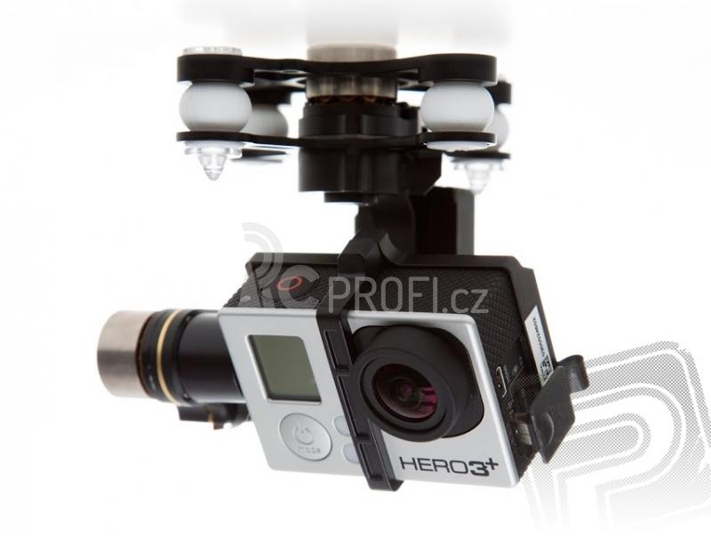 RC dron F450, Naza-M V2, GPS, podvozek, adapter..