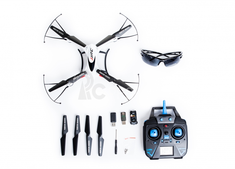 RC dron JJRC H31 s kamerou, bílá