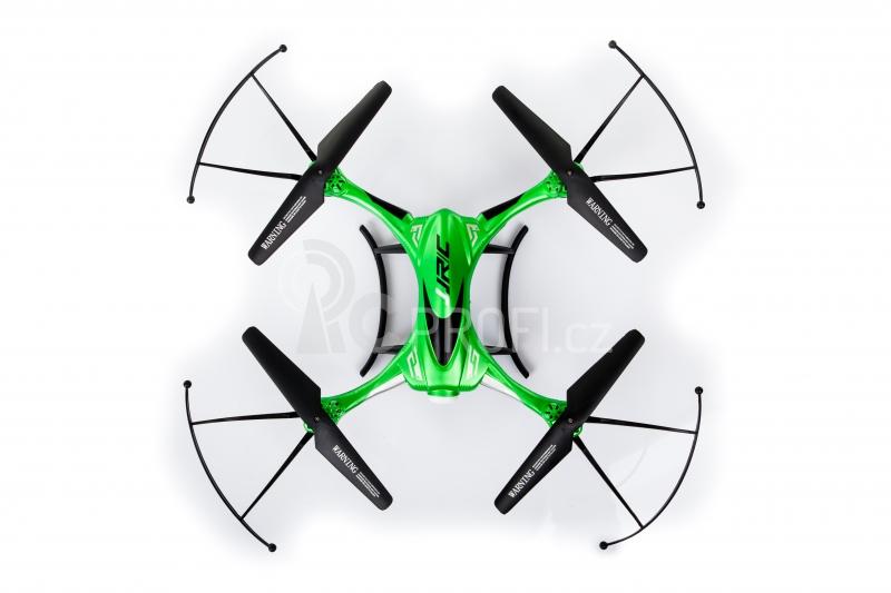 RC dron JJRC H31 s kamerou, zelená