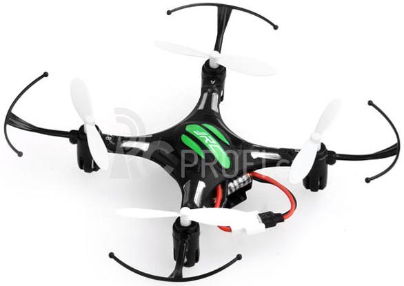 RC dron JJRC H8 mini, černá