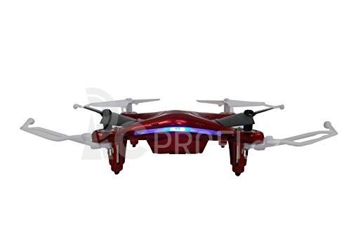 RC dron Syma X13, červená