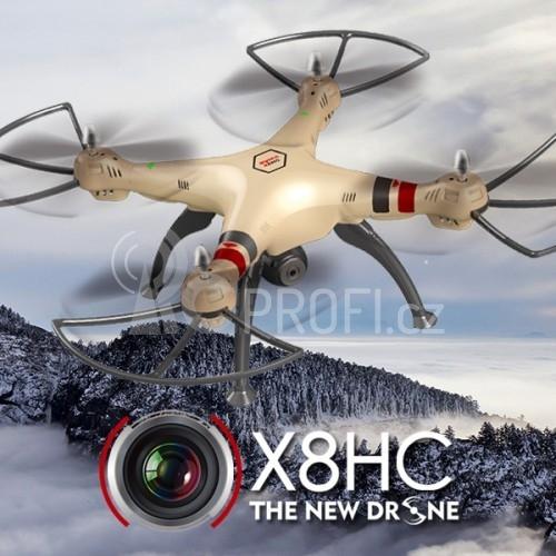 RC dron SYMA X8HC