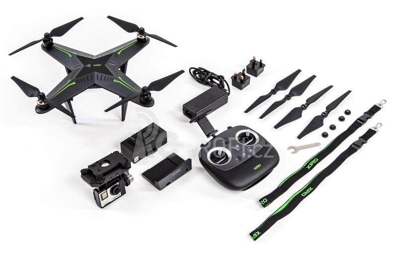 RC dron XIRO Xplorer G + náhradní baterie