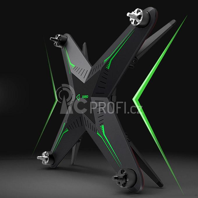 RC dron XIRO Xplorer + náhradní baterie