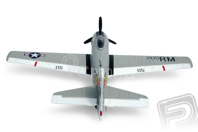 RC letadlo A1D Skyraider V2 (Baby WB) - mód 1