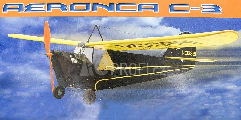 RC letadlo Aeronca C-3 Collegian