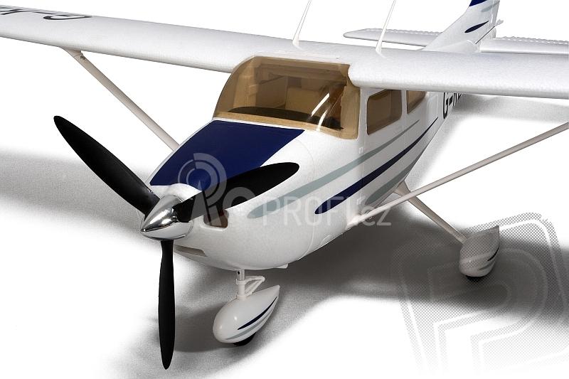 RC letadlo CESSNA 182 ARF 6k, modrá