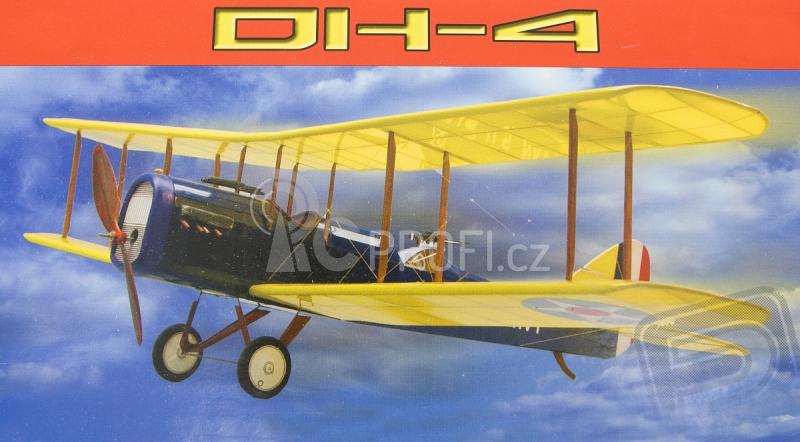 RC letadlo DH-4