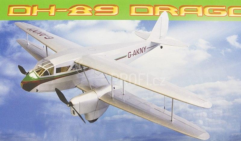 RC letadlo DH-89 Dragon Rapide