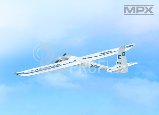 RC letadlo EasyGlider PRO Electric Blue edition