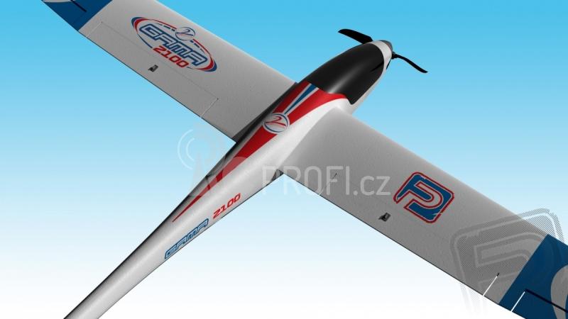 RC letadlo GAMA 2100 Sport