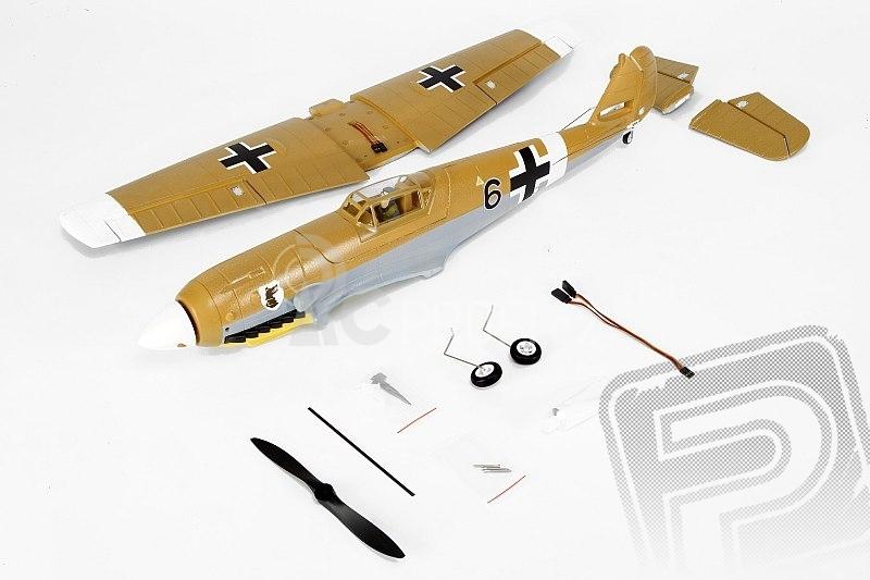 RC letadlo Messerschmitt BF-109 (Baby WB)