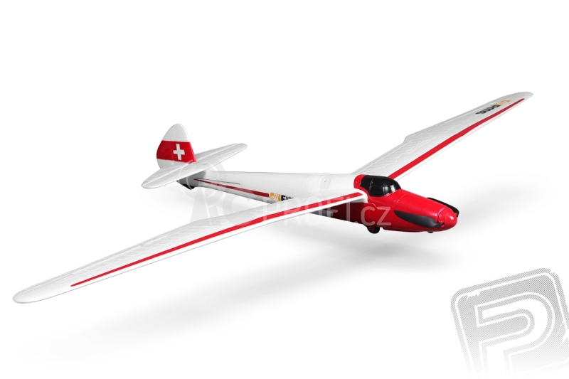 RC letadlo Minimoa