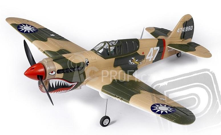RC letadlo P-40 Warhawk (Baby WB)