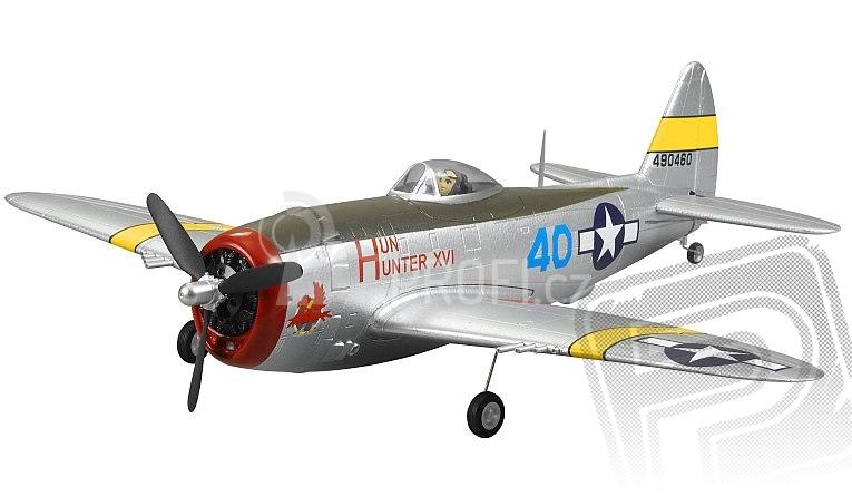 RC letadlo P-47 Thunderbolt (Baby WB)