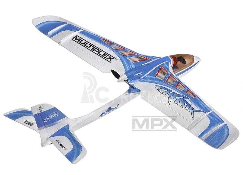 RC letadlo SHARK - mód  2 4