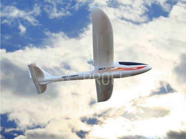 RC letadlo Sky King F959 s kamerou