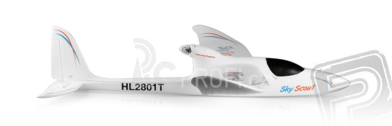 RC letadlo Sky Scout Hitec 2GO