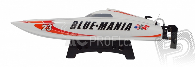 RC loď Blue Mania